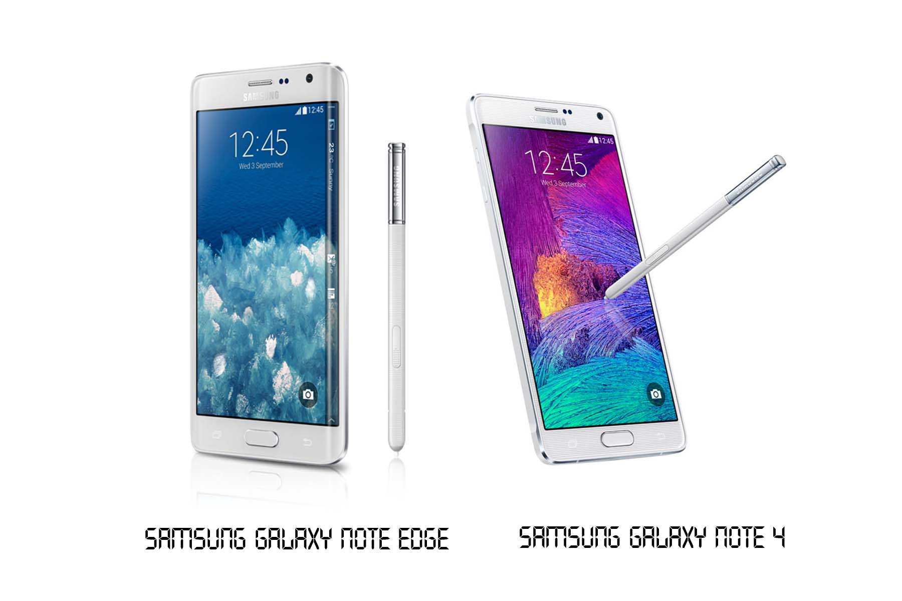Samsung Galaxy Note Edge Vs Samsung Galaxy Note 4 Features and Prices in Pakistan