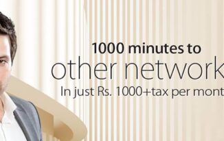 Ufone Postpay Freedom Bucket in Rs. 1000/Month