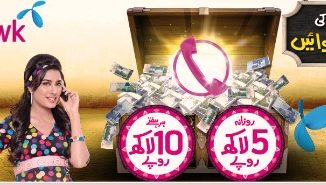 Telenor 2015 Lakhoon ki Call 2