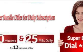 Mobilink Super Bundle Offer free internet and calls in Pakistan