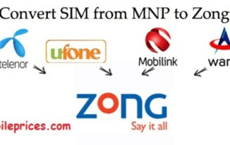 Convert-to-Zong-from-other-networks-