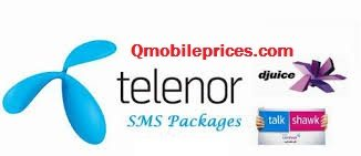 telenor all sms package details daily weekly monthly