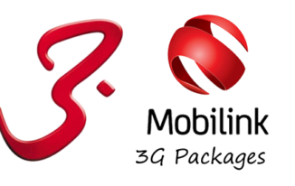 Mobilink_3G_Packages details