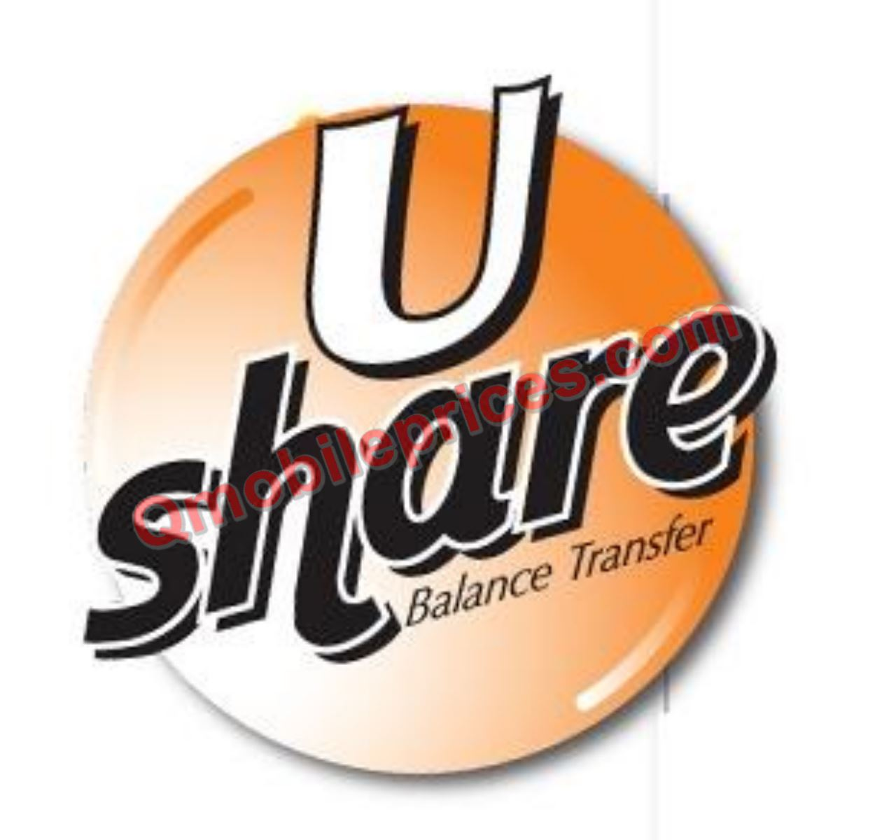 how to share balance in ufone - code