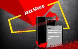 jazz share - transfer balance to any jazz number